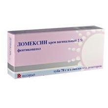 ЛОМЕКСИН 2% 78г крем вагинальный